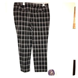 💋 New Faded Glory Ladies Parker Pants Sz 16